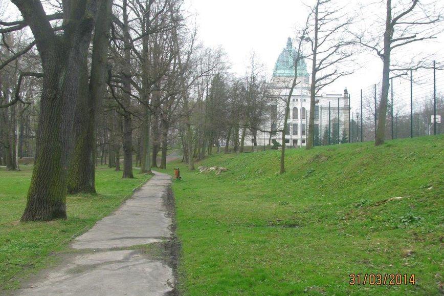 Blacheniec Park
