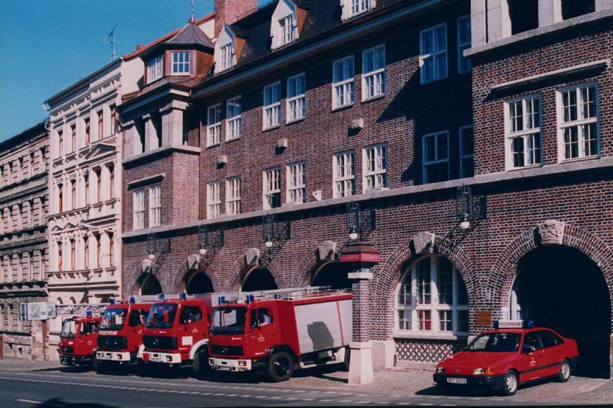 Berufsfeuerwehr 1994