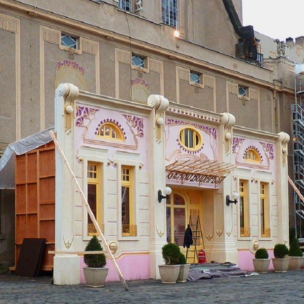 Gorlitz Grand Budapest Hotel